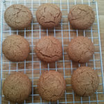 Maple Chocolate Biscuits