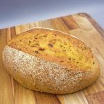 Turmeric and Sundried Tomato Bread