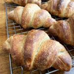Whole Grain and Vegan Croissants