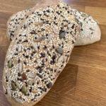 Whole Wheat Seeded Ciabatta